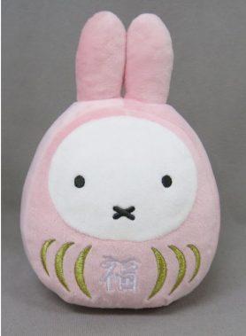 Miffy Daruma Doll Sakura S