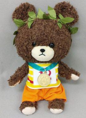 The Bear's School: Moko-Moko Jackie Sports Day