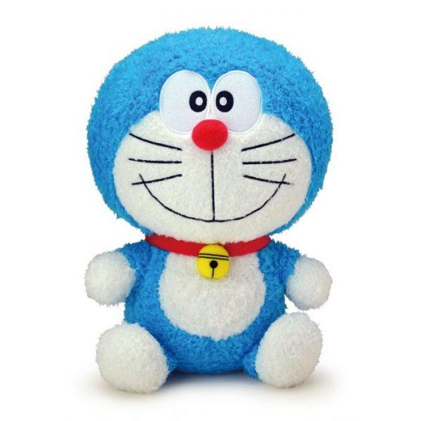 Doraemon MokoMoko Stuffed Toy Doraemon