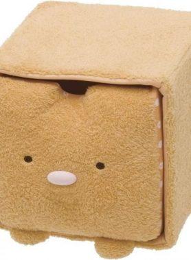 Sumikko Gurashi: Stuffed Toy Drawer Chest Tonkatsu