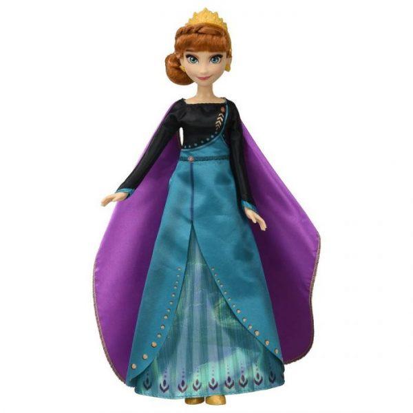 Frozen 2: Royal Friends Musical Doll Anna Epilogue Dress