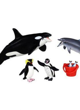 Ania AA-02 Aquarium Popular Animals Gift Set