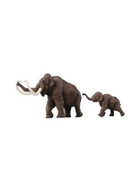 Animal Adventure AL-07 Mammoth Family