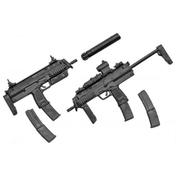 1/12 Little Armory LA009 MP7A1 Type