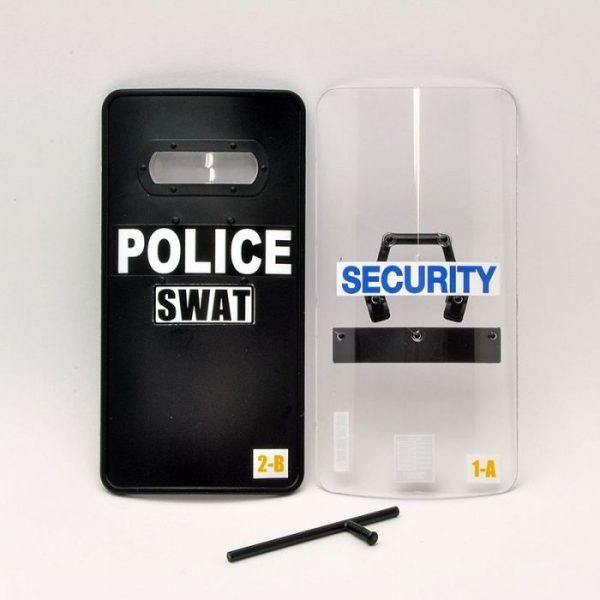 1/12 Little Armory  Police Shield B Type