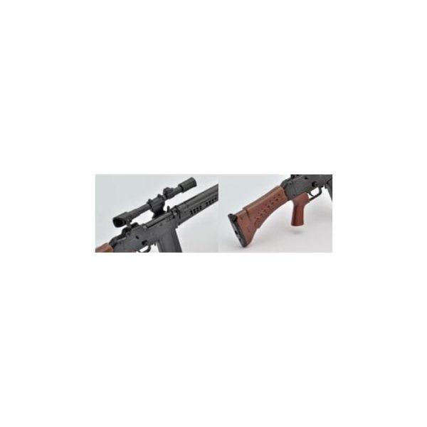 1/12 Little Armory LA024/ Type 64 Sniper Rifle
