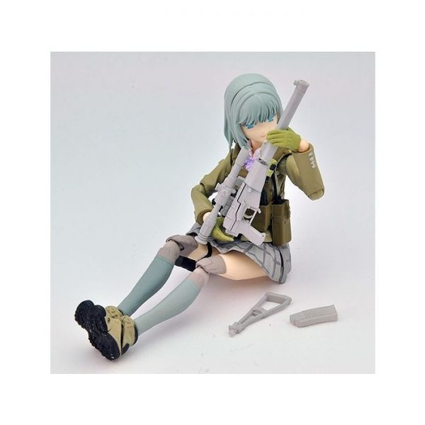 1/12 Little Armory [LA042] AS VAL Type