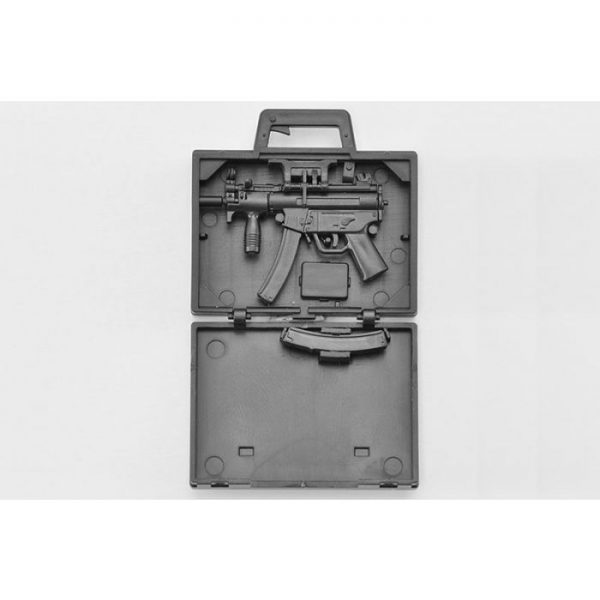 1/12 Little Armory [LA045] MP5K Koffer Type