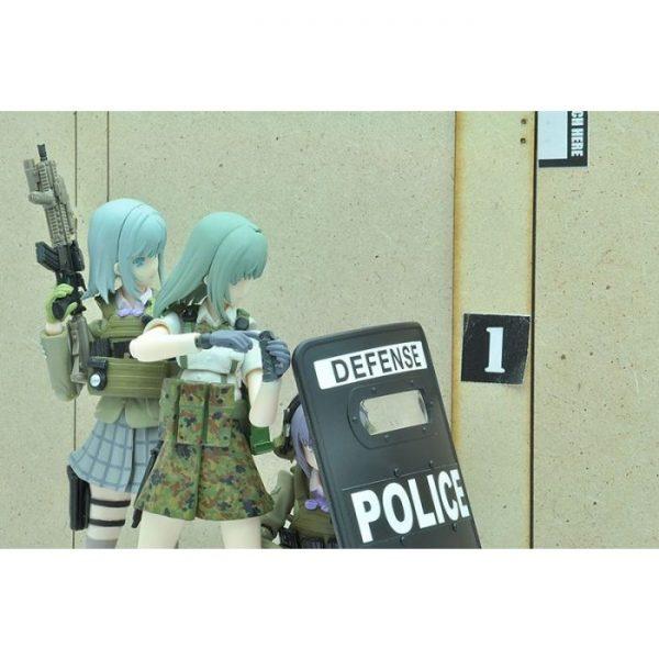 1/12 Little Armory  Shoot House A