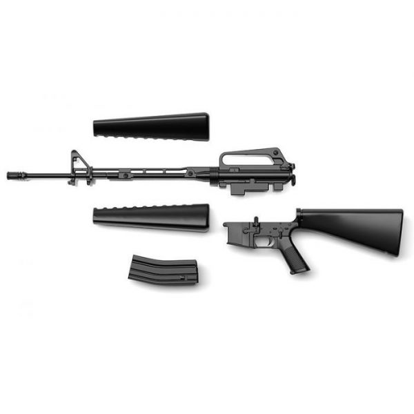 1/12 Little Armory  Girls' Frontline M16A1 Type