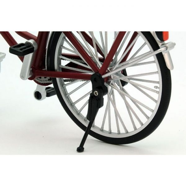 1/12 Little Armory  Bicycle for School Attendance  Maroon