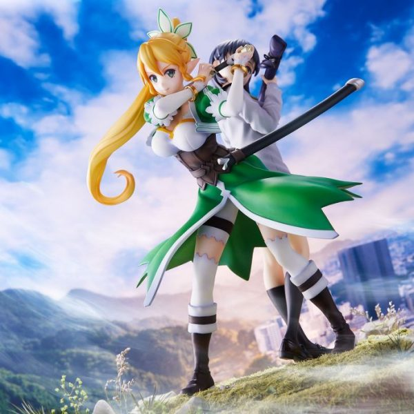 Sword Art Online: Leafa & Suguha Kirigaya Set of 2pcs