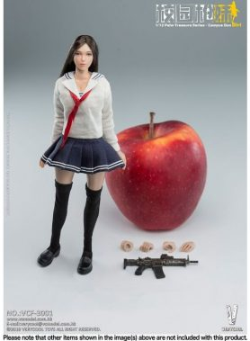 1/12 Very Cool Palm Treasure Series Campus Gun Girl