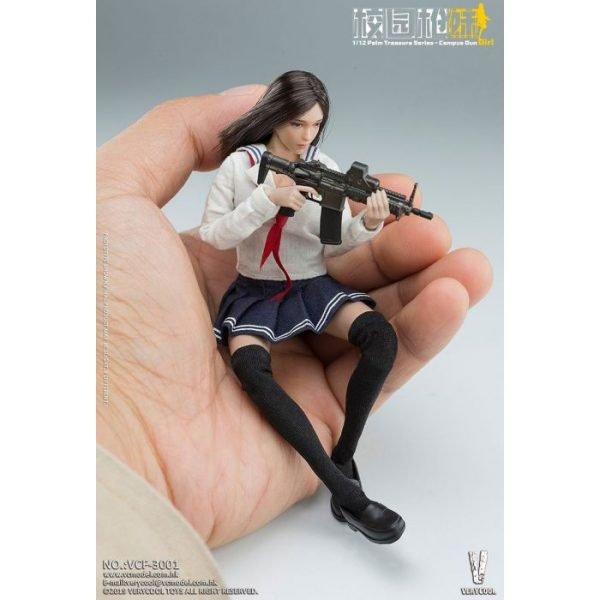 1/12 Very Cool Palm Treasure Series Campus Gun Girl