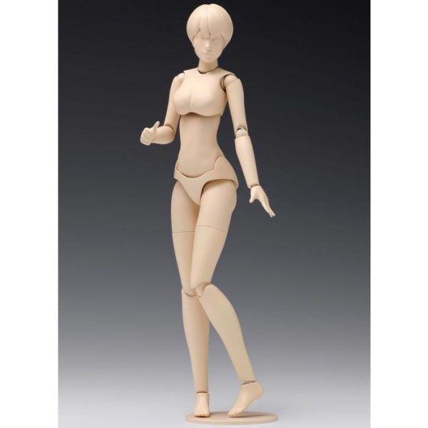1/12 Scale Movable Body Female Type
