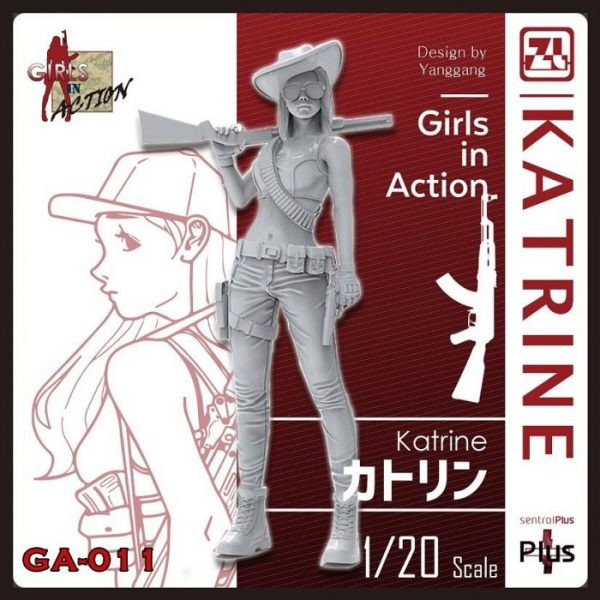 1/20 Girls in Action: Katrine