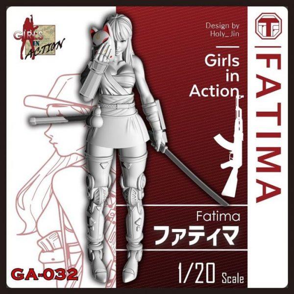 1/20 Girls in Action: Fatima