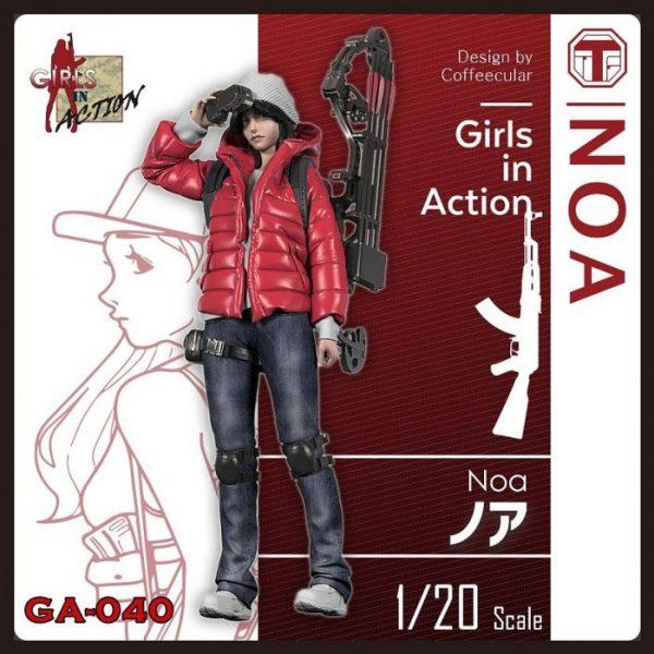 1/20 Girls in Action: Noa