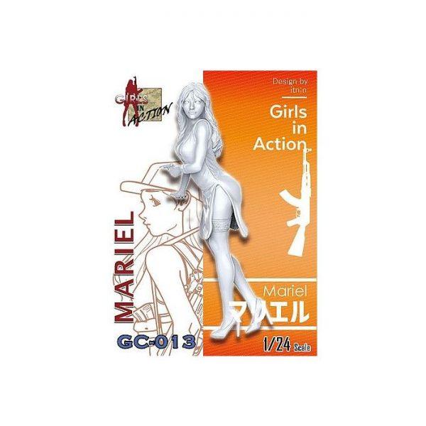 1/24 Girls in Action: Mariel