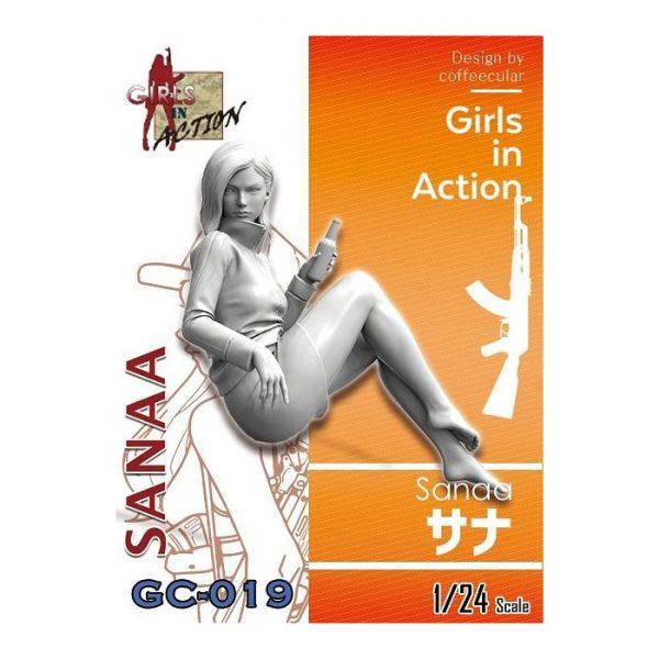 1/24 Girls in Action: Sanaa