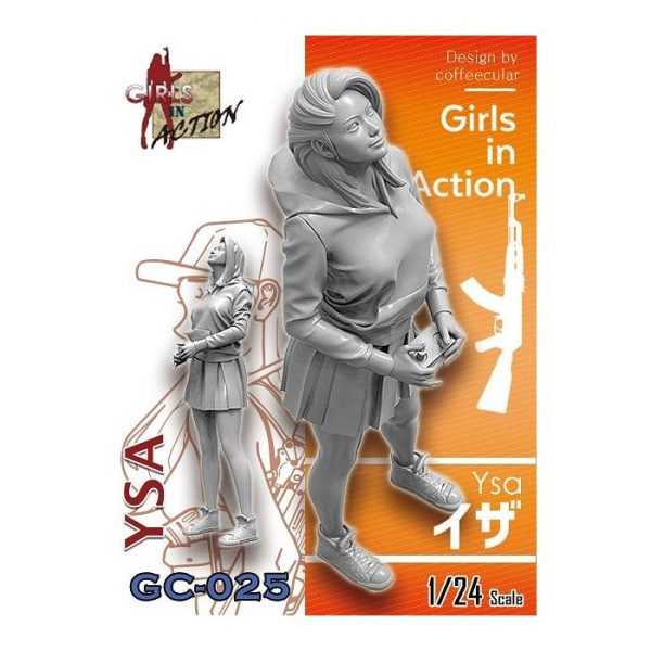 1/24 Girls in Action: Ysa