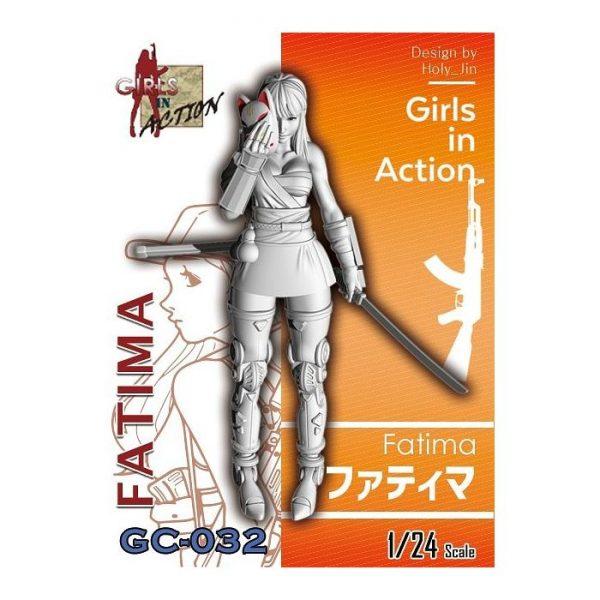 1/24 Girls in Action: Fatima