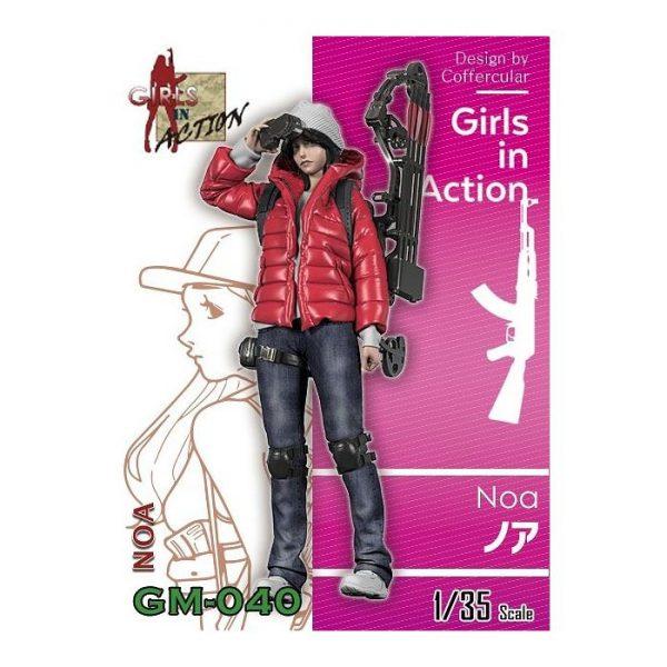 1/35 Girls in Action: Noa