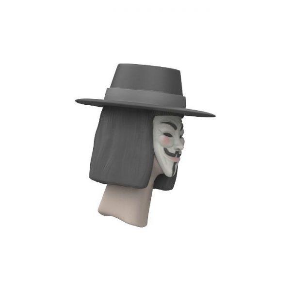 1/35 Head Series Vol.1 Mask Set