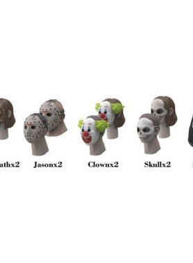 1/35 Head Series 2: Halloween Head