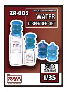 1/35 Water Dipenser Set