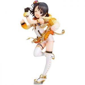 1/7 THE IDOLM@STER Cinderella Girls: Chie Sasaki Party Gold Time Ver. PVC