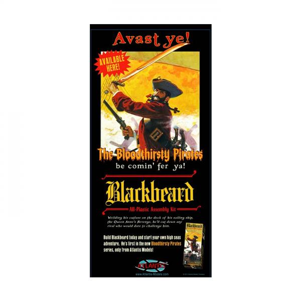 1/10 Blackbeard