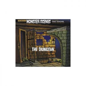 1/13 Monster Scenes The Dungeon