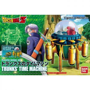 Figure-rise Mechanics Trunks' Time Machine