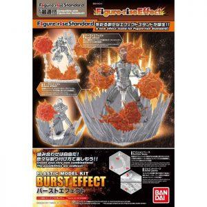 Figure-rise Effect - Burst Effect