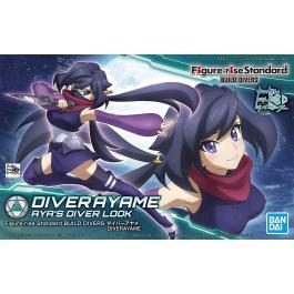 Figure-rise Standard Build Divers: Diver Ayame