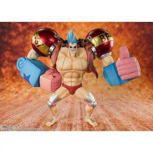 Figuarts ZERO Iron Man Franky