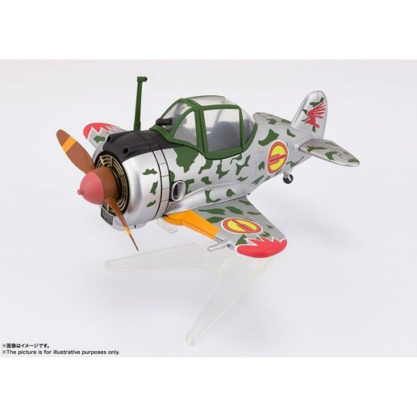Figuarts mini Kylie & Hayabusa Fighter Type 1