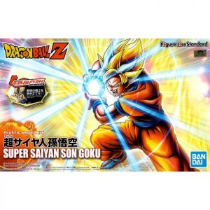 Figure-rise Standard Super Saiyan Son Goku