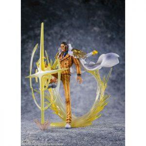 Figuarts Zero  The Three Admirals Borsalino -Yellow Monkey