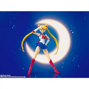 S.H.Figuarts Sailor Moon -Animation Color Edition-