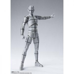 S.H.Figuarts Body-kun Wireframe