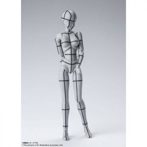 S.H.Figuarts Body-Chan Wireframe