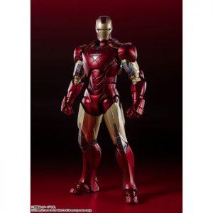 S.H.Figuarts Iron Man Mark 6  Edition
