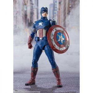S.H.Figuarts Captain America  Edition
