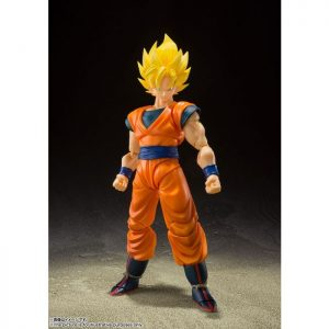 S.H.Figuarts Super Saiyan Full Power Son Goku