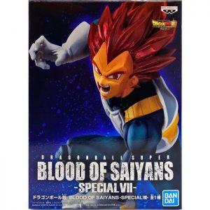 Dragon Ball Super: Blood Of Saiyans -Special VII- A Super Saiyan God Vegeta