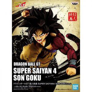 Dragon Ball GT Super Saiyan 4 Son Goku