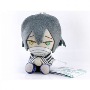 Demon Slayer: Kimetsu no Yaiba Pofuto Plush Iguro Obanai