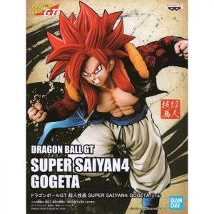Dragon Ball GT Superhuman Technique SUPER SAIYAN4 GOGETA